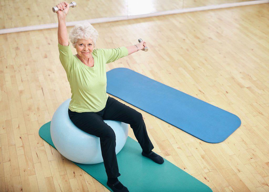 gimnastyka dla seniorów