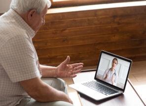 Telemedycyna – porady dla seniora