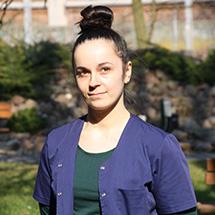 Beata - pracownik socjalny