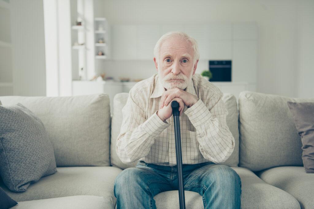 Depresja po 60. roku życia