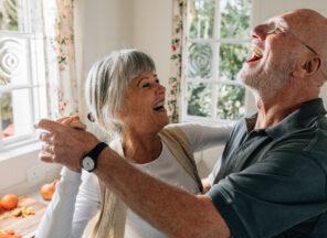 Choreoterapia – idealna aktywność dla seniora!